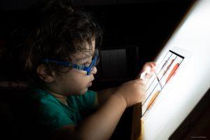 (Hebrew) שאלות ותשובות בנושא הערכת ראייה לילדים בגיל הרך
